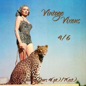 TUESDAY 4/6 Vintage Vixens Sign Up Sheet